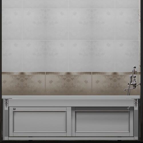 Экран для ванны белый 150 см