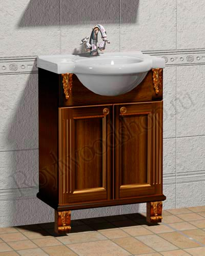 Мойдодыр для ванны дерево