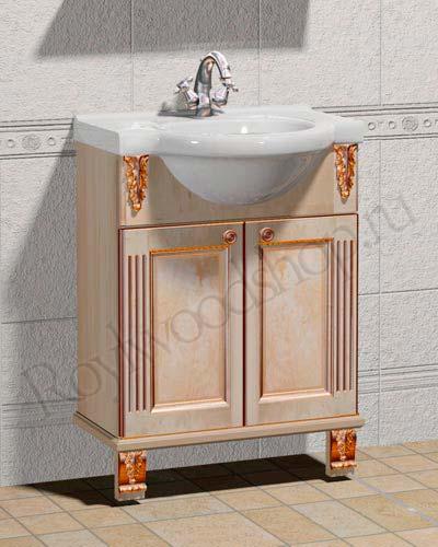 Тумба под раковину для гарнитура ванной комнаты