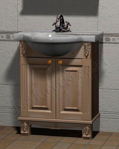 Мойдодыр для ванных комнат 60 см