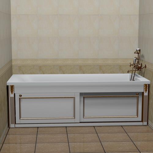 Экран для ванны 150 см