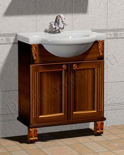Тумба под умывальник для ванной комнаты