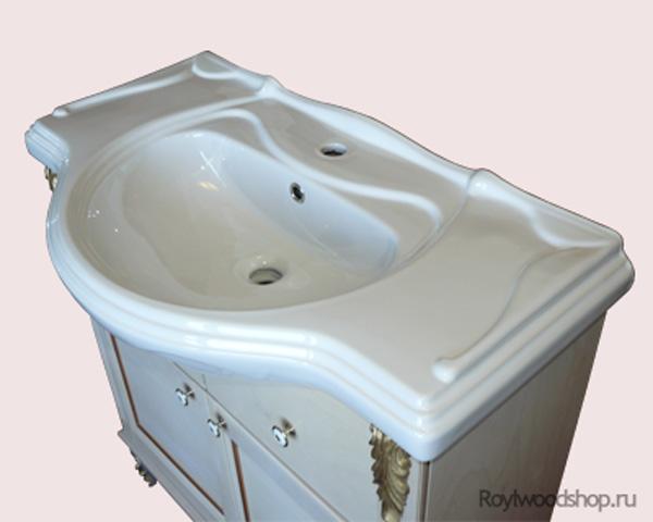 Тумбочка в ванную комнату 85 см