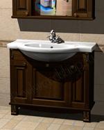 Раковина для ванной с тумбой (мойдодыр)