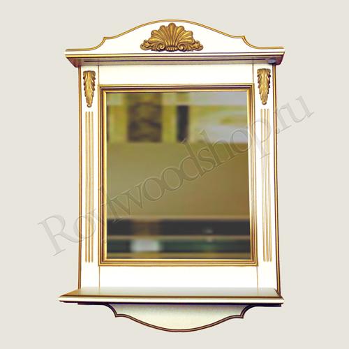 Зеркало в прованском стиле